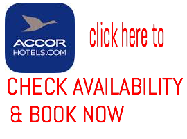Accor Reservation Icon